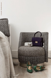 Couzy Barracán small armchair