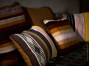 Tonada de otoño cushion - RDMT-CUSHIONS_008, Atahualpa cushion - RDMT-CUSHIONS_010